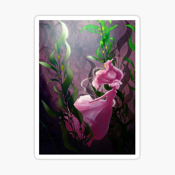 Mermay - Aurora Pink Sticker