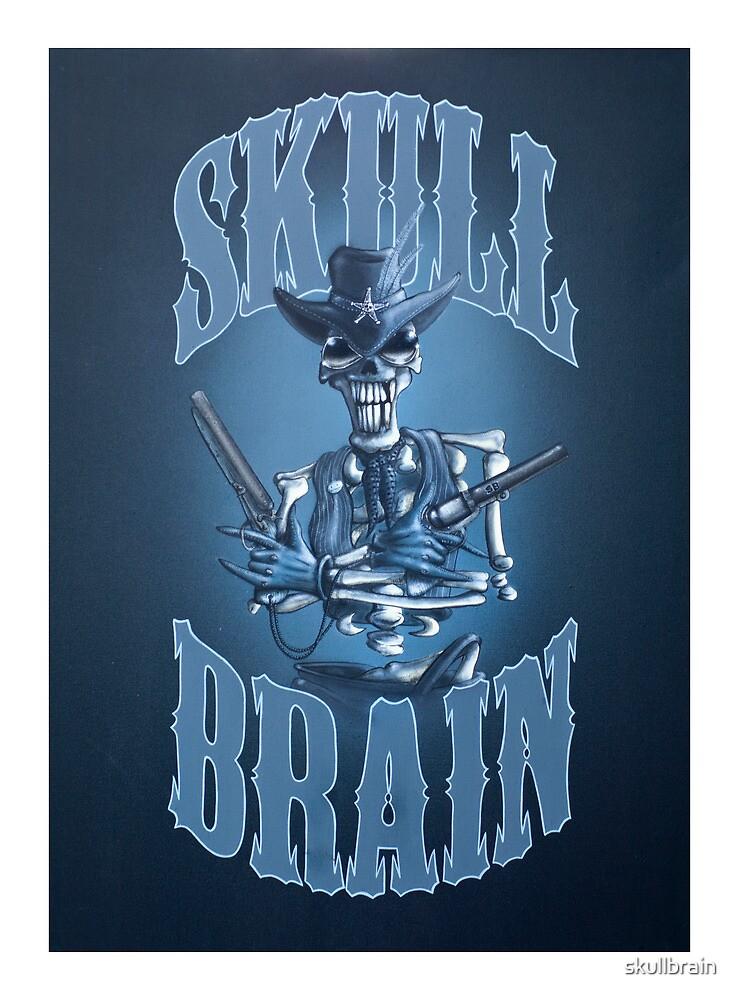 Sheriff Rusty by skullbrain