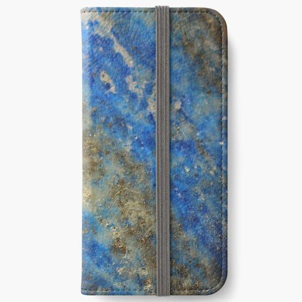 Lapis Lazuli iPhone Wallet