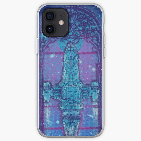 serenity mosaica iPhone Soft Case