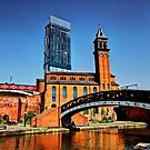 Castlefield Manchester by inkedsandra
