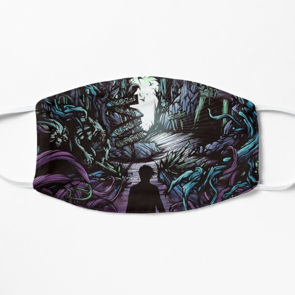 A Day To Remember Homesick Album Cover ADTR tapestry/ face mask Mask