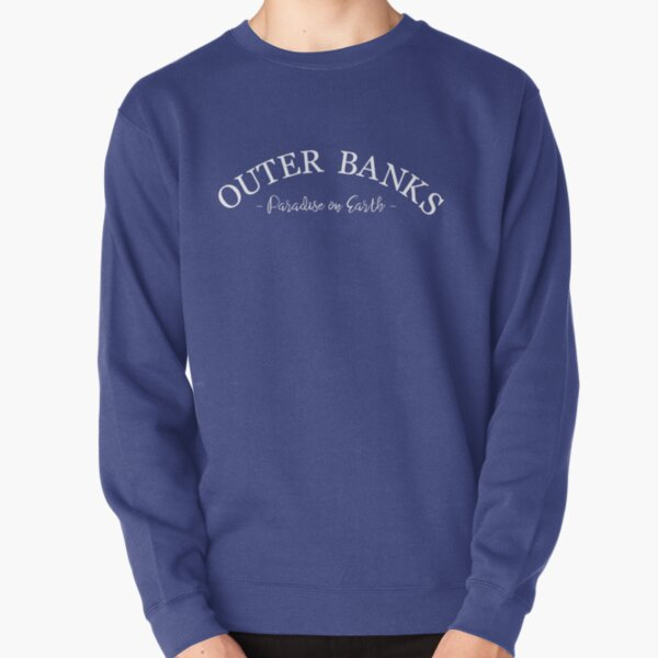 Outer Banks : Paradise on Earth Pullover Sweatshirt