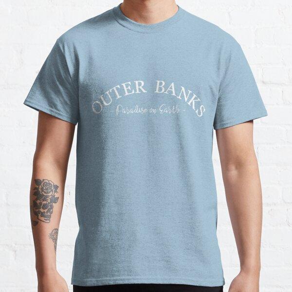 Outer Banks: le paradis sur Terre T-shirt classique
