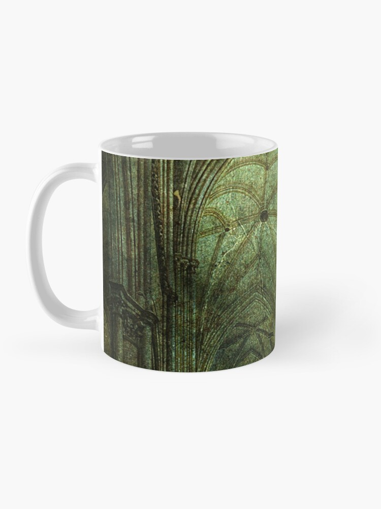 Alternate view of Emerald Arches Mug