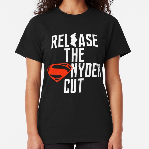 Release The Snyder Cut Classic T-Shirt