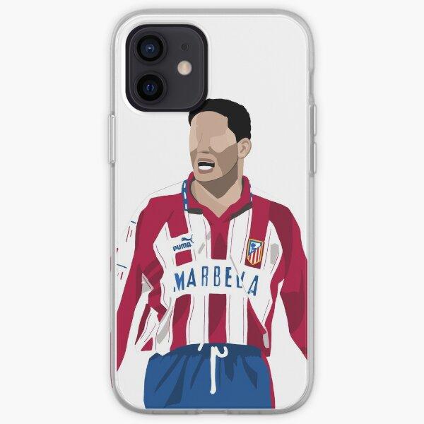 Cholo Simeone (Atlético de Madrid) Funda blanda para iPhone