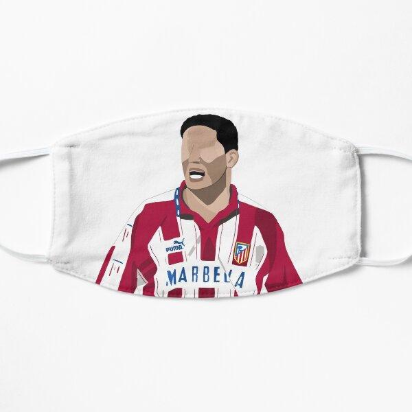 Cholo Simeone (Atlético de Madrid) Mascarilla plana