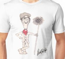 Dick Van Dyke Chimney Sweep Unisex T-Shirt