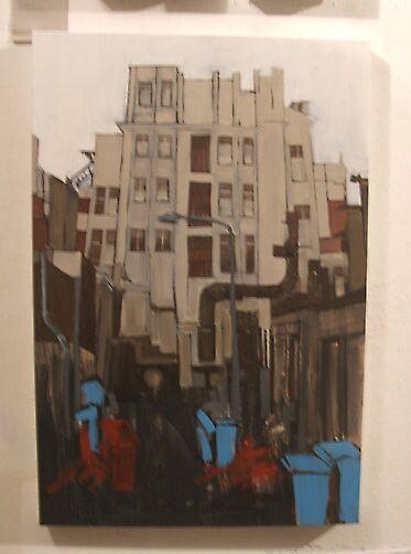 Kings Cross by Emily Van Loon