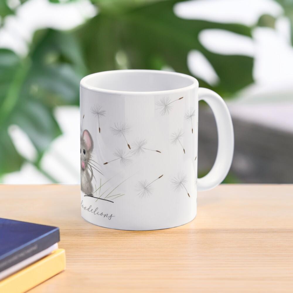 Let 'Em Live (dandelions, that is) Mug