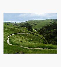 Epic Landscape Photographic Print
