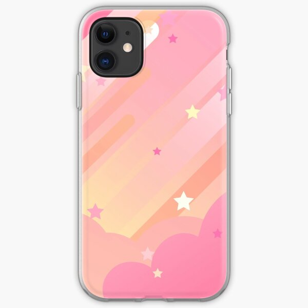 Steven Universe - Clouds iPhone Soft Case