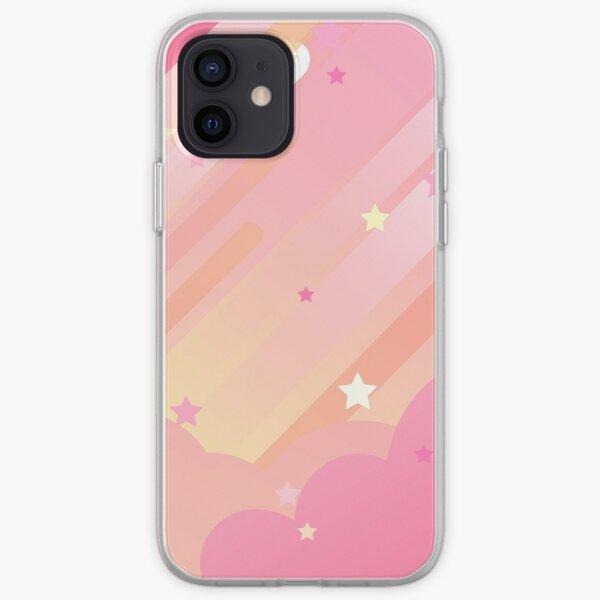 Steven Universe - Clouds iPhone Soft Case