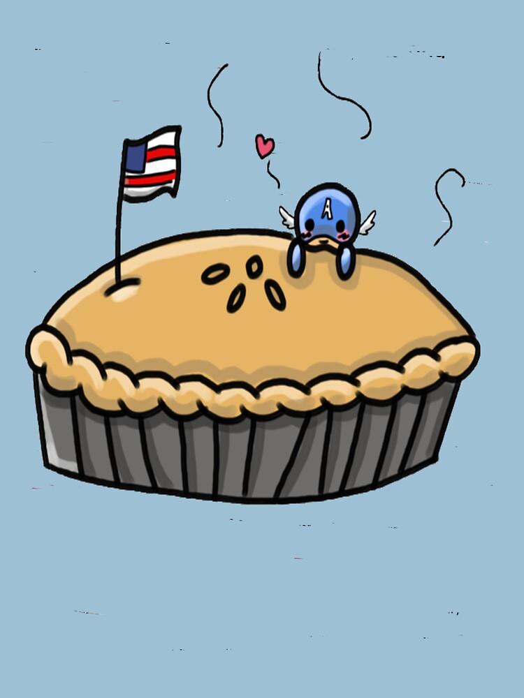 American pie.  | Unisex T-Shirt