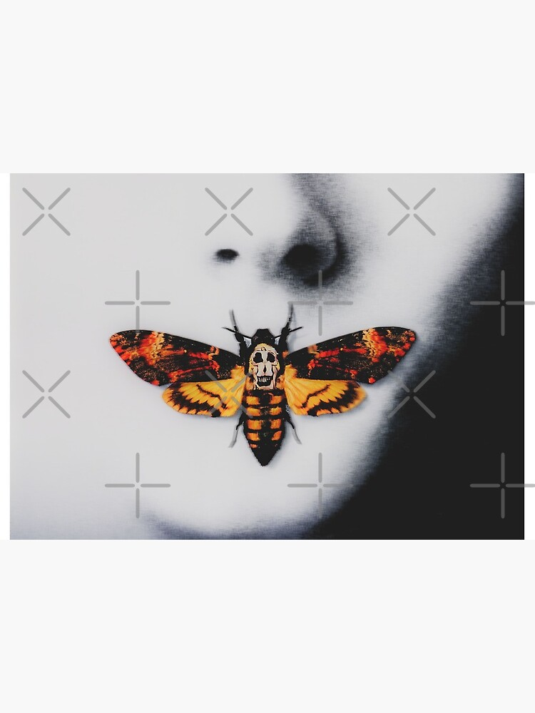 Silence of the Lambs mouth by Mattstyle