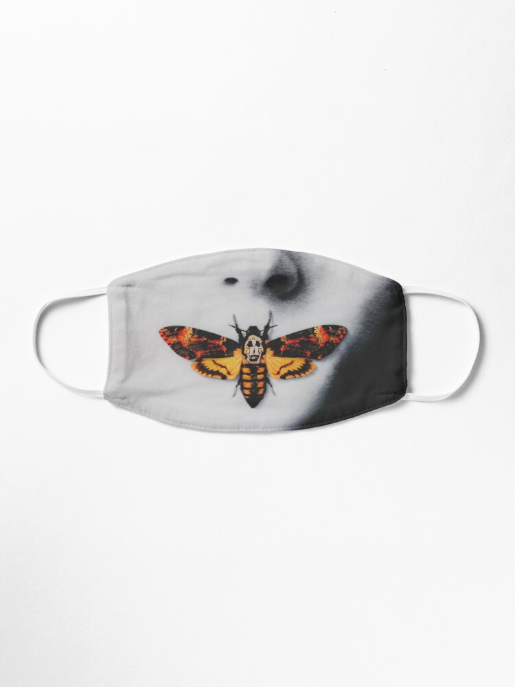 Alternate view of Silence of the Lambs mouth Mask