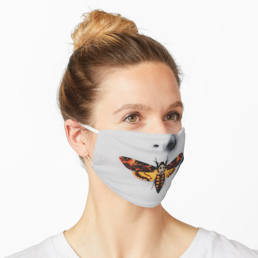 Silence of the Lambs mouth Mask