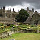 OXFORD RAIN by L.W. Turek