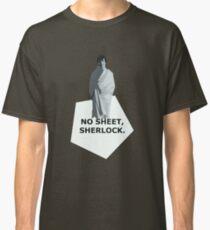 No sheet, Sherlock Classic T-Shirt
