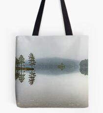 Loch An Eilein Tote Bag