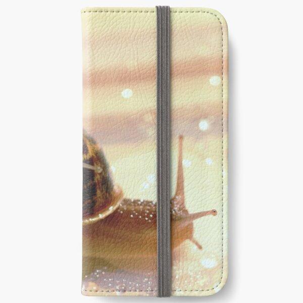 Snails iPhone Wallet