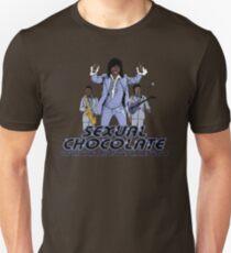 Camiseta ajustada Chocolate sexual