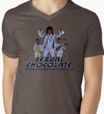 Sexual Chocolate Men's V-Neck T-Shirt