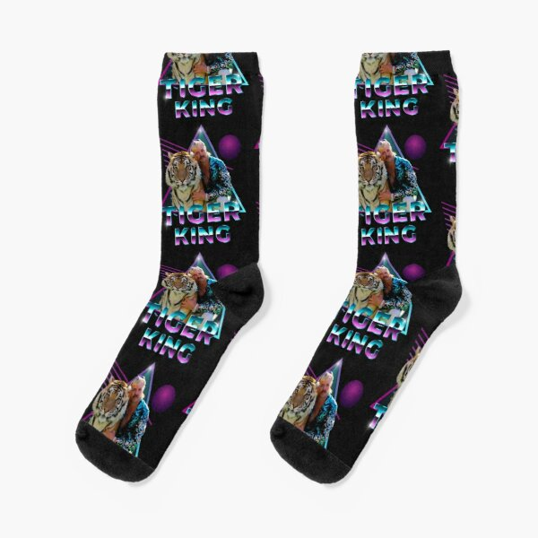 Tiger king Socks