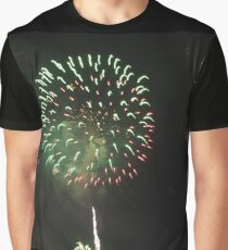 Fireworks- spiky ball of light. Graphic T-Shirt