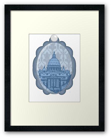 Vatican Cameo by cumberqueen