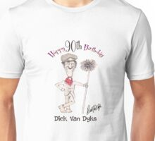 DVD Turns 90 Official Merchandise Unisex T-Shirt