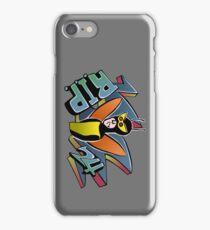 Venture Bros - RIP 24 iPhone Case/Skin