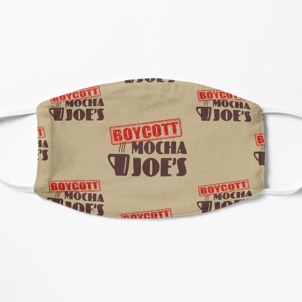 Boycott Mocha Joe's Mask