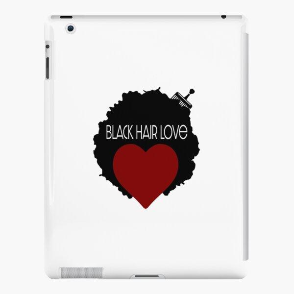 Black Hair Love iPad Snap Case