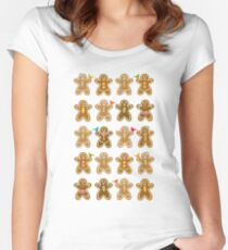 Ginger Women's Fitted Scoop T-Shirt