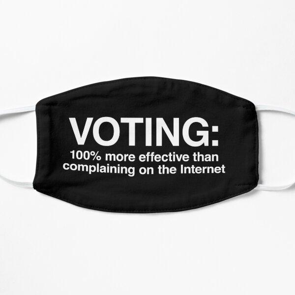 Voting Flat Mask