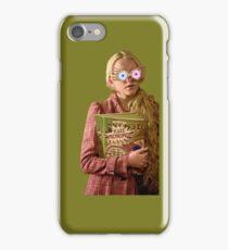 Luna Lovegood (for ipod/iphone) iPhone Case/Skin