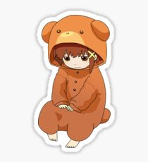Bear Lain Sticker
