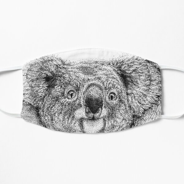 Let's keep koalas in the world Mask
