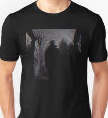 generic vhs slasher film Unisex T-Shirt