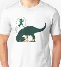 T rex Lamp T-Shirt