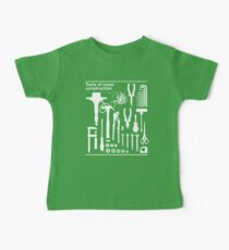 Tools of Mass Construction Baby Tee
