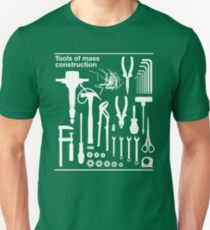 Tools of Mass Construction T-Shirt