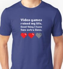 Life and Lives Unisex T-Shirt