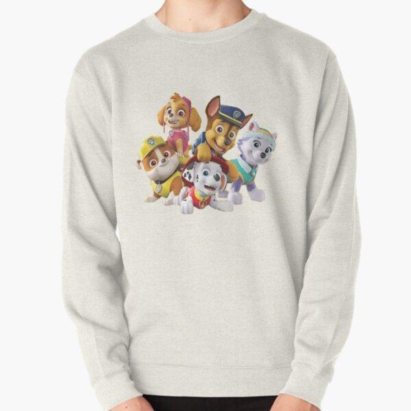 Paw Patrol Playing Pullover Sweatshirt