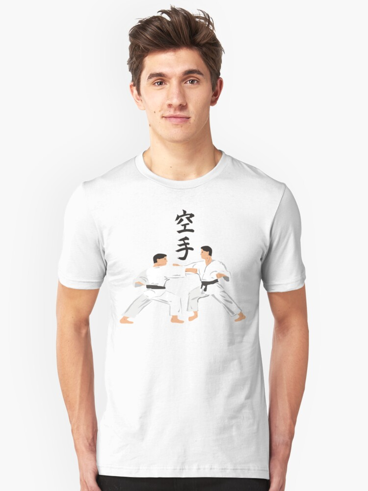 Japanese Karate T-Shirt by AsianT-Shirts
