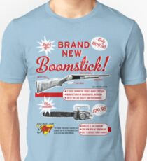 The brand new Boomstick T-Shirt