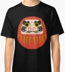 T-shirt japonais de Daruma T-shirt classique