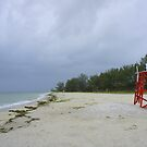 Abandoned Beach by Laurie Perry